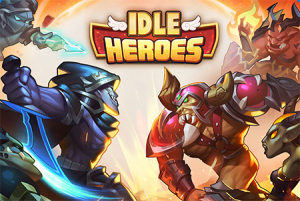 idle heroes mod apk unlimited everything