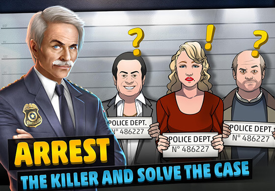 Download Criminal Case APK (MOD, Unlimited EnergyHints)