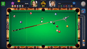 Download 8 Ball Pool Mod Apk [AntiBan + Longline + Extended Sticks] 5