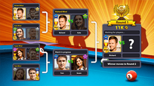 Download 8 Ball Pool Mod Apk [AntiBan + Longline + Extended Sticks] 2