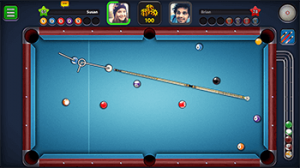 Download 8 Ball Pool Mod Apk [AntiBan + Longline + Extended Sticks] 1