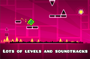 Geometry Dash Mod Apk – All Unlocked Full Version for Free 3