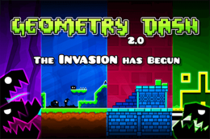 Geometry Dash Mod Apk – All Unlocked Full Version for Free 1