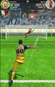 Football Strike Mod Apk – Multiplayer Soccer [Unlimited Money + Gold] 6