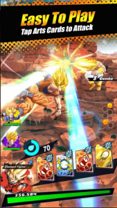Dragon Ball Legends Mod Apk – High Damage & Quests Completed 2020 2