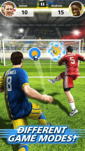 Football Strike Mod Apk – Multiplayer Soccer [Unlimited Money + Gold] 3