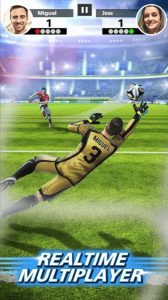 Football Strike Mod Apk – Multiplayer Soccer [Unlimited Money + Gold] 1