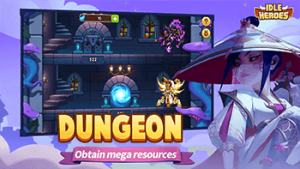 Idle Heroes Mod APK – New Unlimited Coins + Gold 5