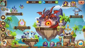 Idle Heroes Mod APK – New Unlimited Coins + Gold 6