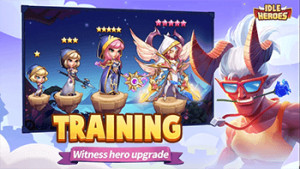 Idle Heroes Mod APK – New Unlimited Coins + Gold 1