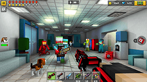 Pixel Gun 3D Mod v17.5.3 Apk – Unlimited Gold + OBB Data 2020 4