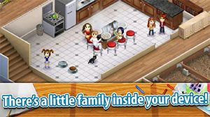 Virtual Families 2 MOD APK – Unlimited Gold Free 1