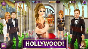 Hollywood Story Mod Apk (Unlimited Diamonds, Free Shopping) 1