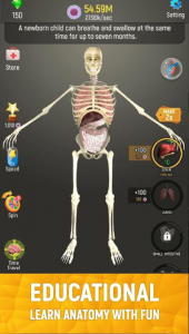 Idle Human Mod APK download (Diamond/Cell/Unlocked) Unlimited 2