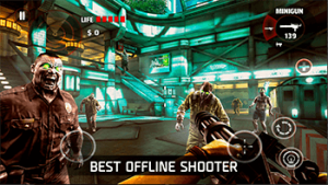 Dead Trigger Mod Apk Unlimited Money and Gold – Latest Version 7