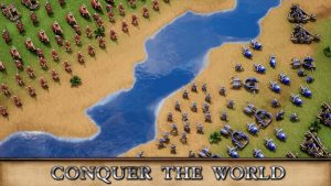 Rise Of Empire Mod Apk (Unlimited Resources) Latest Version 1
