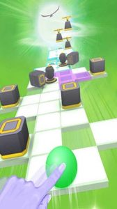 Rolling Sky Mod Apk (Unlimited Balls and Shields) Latest Version 4