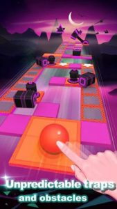 Rolling Sky Mod Apk (Unlimited Balls and Shields) Latest Version 2