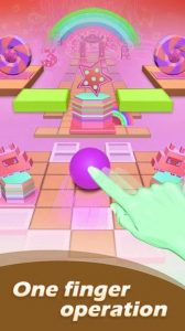 Rolling Sky Mod Apk (Unlimited Balls and Shields) Latest Version 1