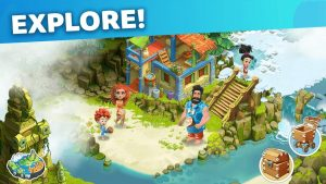 Family Island Mod Apk (Unlimited Resources) Full Version 3